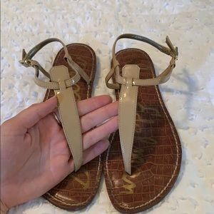 Same Edelman thing sandal
